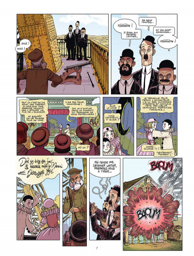 Page 8 Le canonnier de la tour eiffel