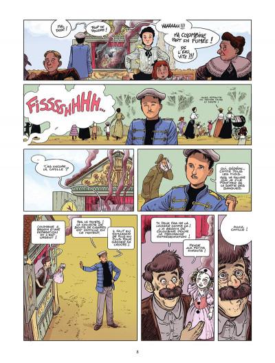 Page 9 Le canonnier de la tour eiffel