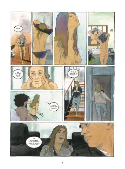 Page 9 Les lions endormis