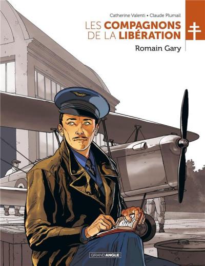 Couverture Les compagnons de la Libération tome 5 - Romain Gary