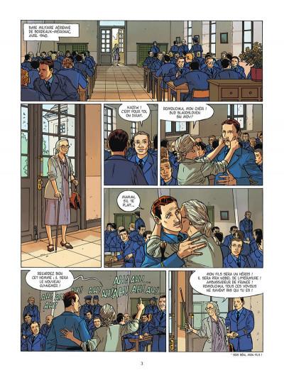 Page 4 Les compagnons de la Libération tome 5 - Romain Gary