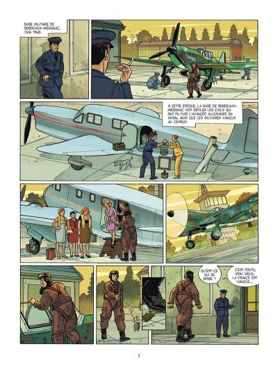 Page 6 Les compagnons de la Libération tome 5 - Romain Gary