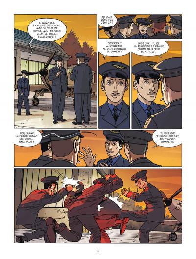 Page 7 Les compagnons de la Libération tome 5 - Romain Gary