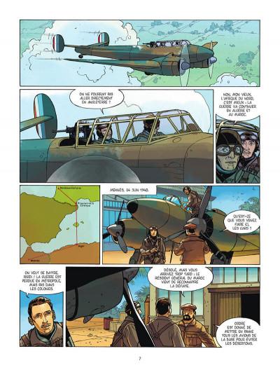 Page 8 Les compagnons de la Libération tome 5 - Romain Gary