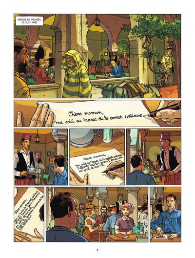 Page 9 Les compagnons de la Libération tome 5 - Romain Gary