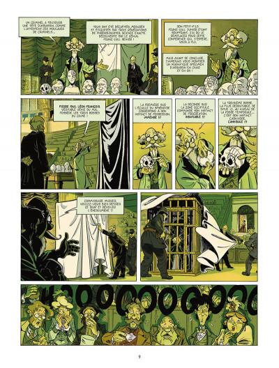 Page 0 La fille de l'exposition universelle tome 3