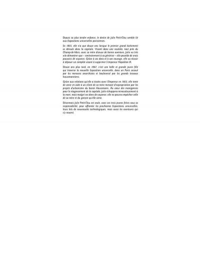 Page 3 La fille de l'exposition universelle tome 3