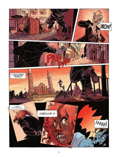 Page 5 La fille de l'exposition universelle tome 3