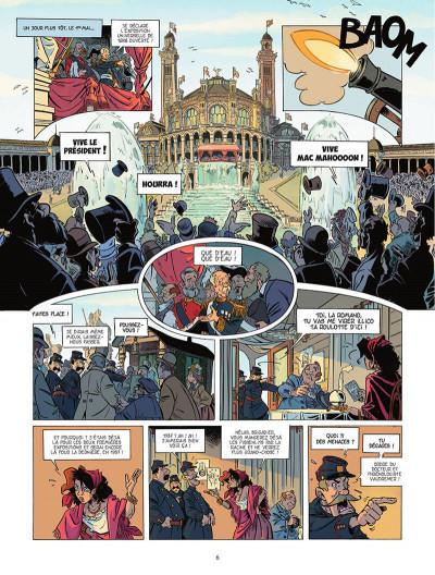Page 7 La fille de l'exposition universelle tome 3