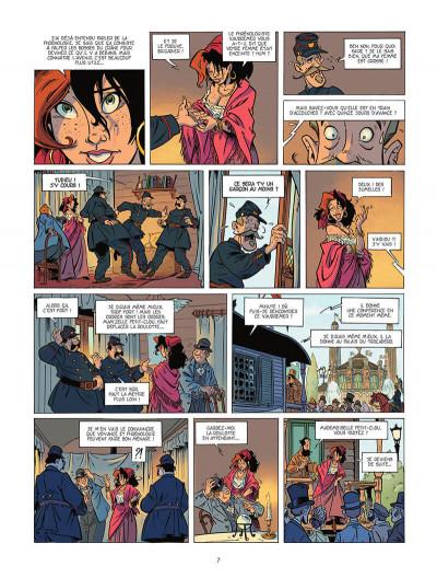 Page 8 La fille de l'exposition universelle tome 3