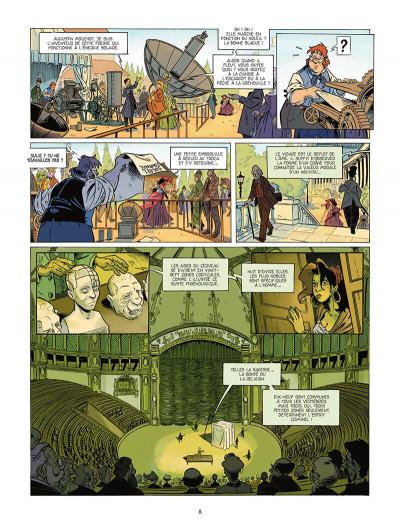 Page 9 La fille de l'exposition universelle tome 3