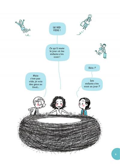 Page 0 Toi et moi on s'explique - Le syndrome du nid vide