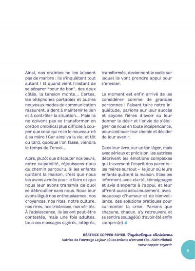 Page 6 Toi et moi on s'explique - Le syndrome du nid vide