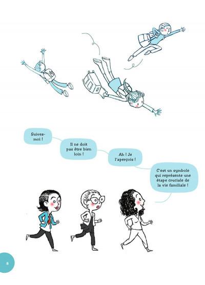 Page 9 Toi et moi on s'explique - Le syndrome du nid vide