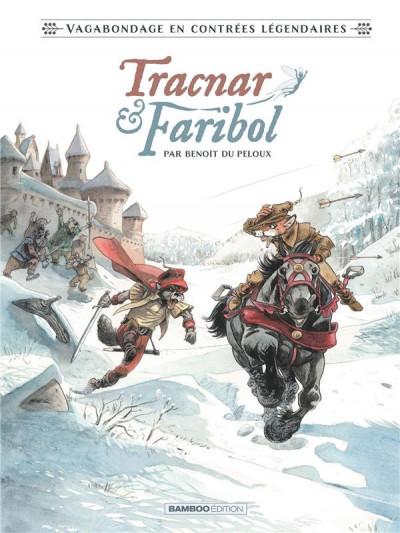 Couverture Tracnar et Faribol tome 1