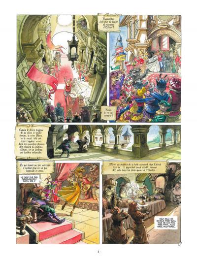 Page 4 Tracnar et Faribol tome 1