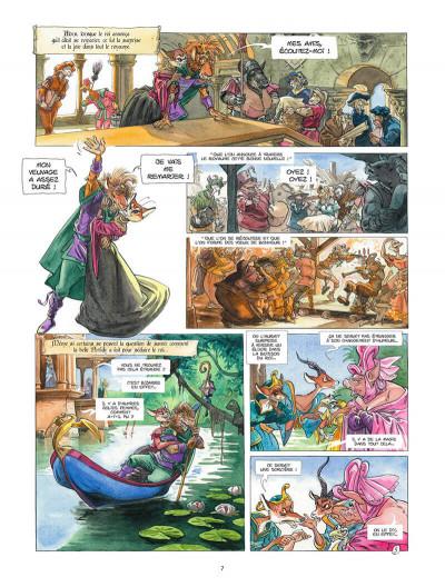 Page 6 Tracnar et Faribol tome 1