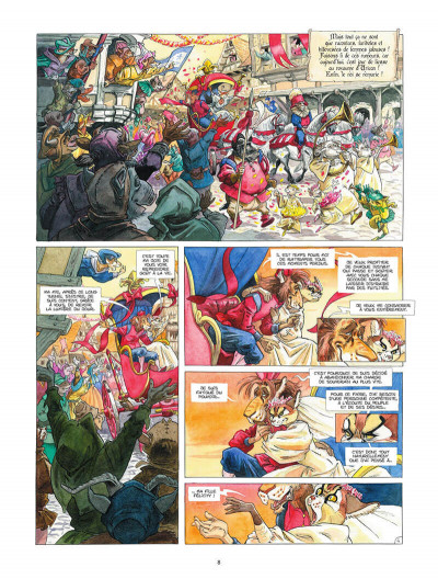 Page 7 Tracnar et Faribol tome 1