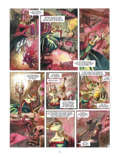 Page 8 Tracnar et Faribol tome 1