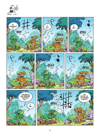Page 0 Les nouvelles aventures apeupréhistoriques de Nabuchodinosaure tome 4