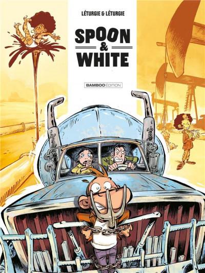 Couverture Spoon & white tome 9