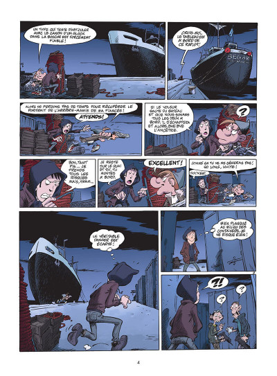 Page 5 Spoon & white tome 9