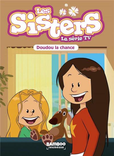 Couverture Les Sisters - roman poche dessin animé tome 28
