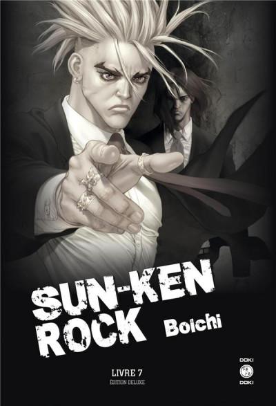 Couverture Sun-ken rock - deluxe tome 7