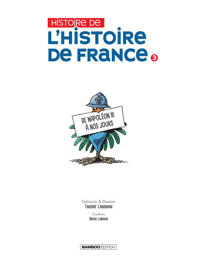 Page 2 Histoire de l'Histoire de France tome 3