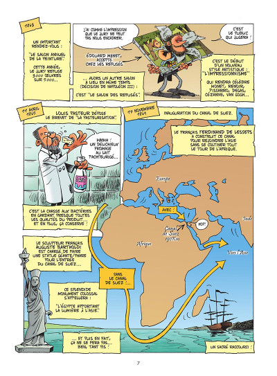 Page 8 Histoire de l'Histoire de France tome 3