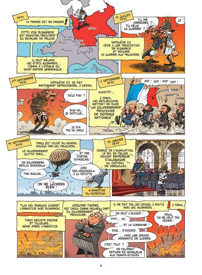 Page 9 Histoire de l'Histoire de France tome 3