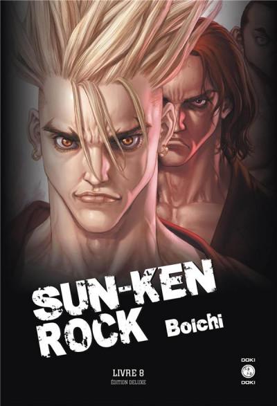 Couverture Sun-ken rock - deluxe tome 8