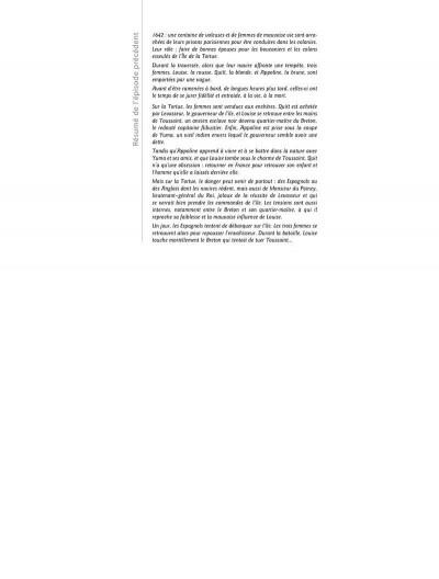 Page 3 La promesse de la tortue tome 2