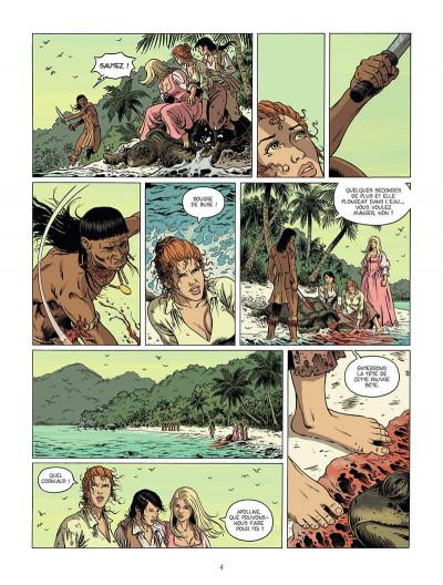 Page 5 La promesse de la tortue tome 2