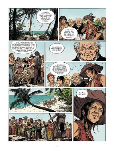 Page 6 La promesse de la tortue tome 2