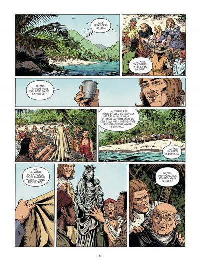 Page 7 La promesse de la tortue tome 2