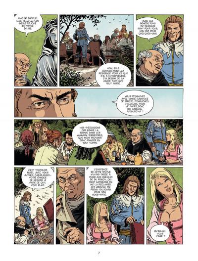 Page 8 La promesse de la tortue tome 2