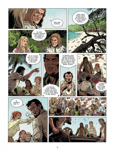 Page 9 La promesse de la tortue tome 2