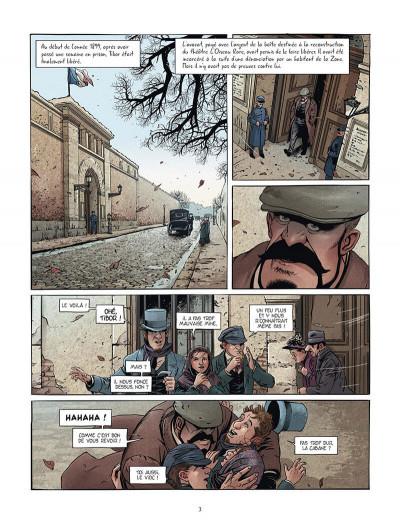 Page 4 L'oiseau rare tome 2