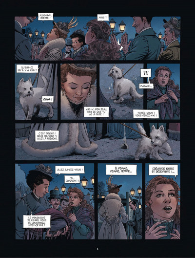 Page 7 L'oiseau rare tome 2
