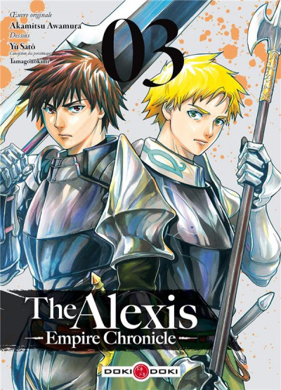 Couverture The Alexis empire chronicle tome 3