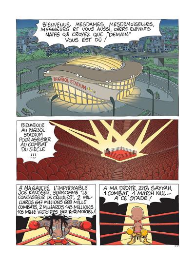 Page 4 Boule à zéro tome 9