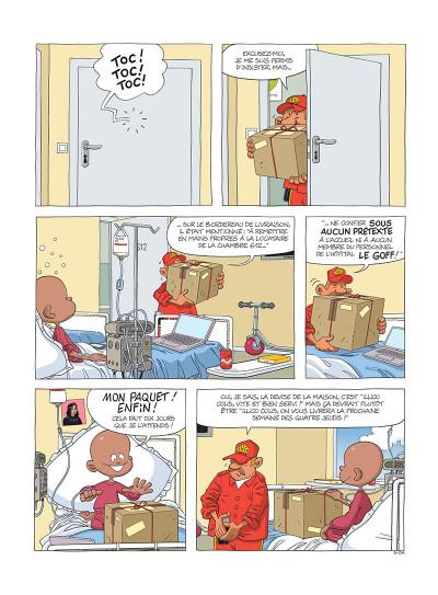 Page 7 Boule à zéro tome 9