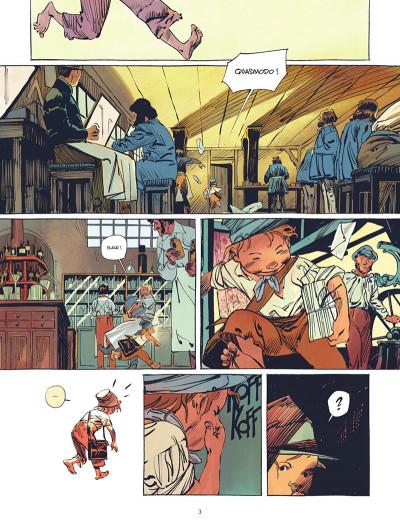 Page 4 Kilomètre zéro tome 2