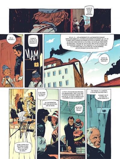 Page 5 Kilomètre zéro tome 2