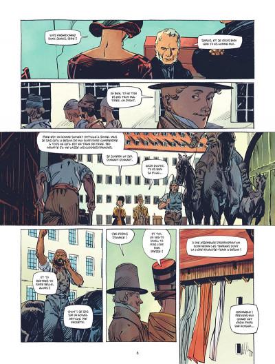 Page 7 Kilomètre zéro tome 2