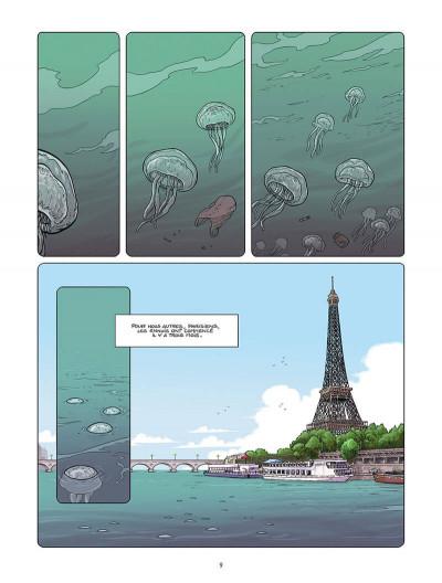 Page 0 Refugiés climatiques & castagnettes tome 1