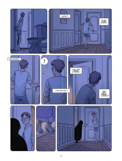 Page 7 Refugiés climatiques & castagnettes tome 1
