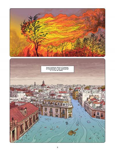 Page 9 Refugiés climatiques & castagnettes tome 1