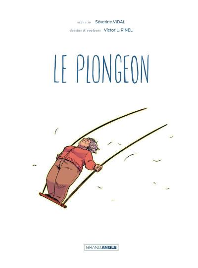 Page 2 Le plongeon